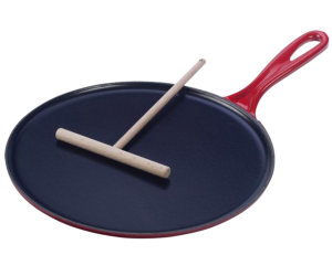 Le Creuset Crepe Pan - Best Crepe Spreader Review