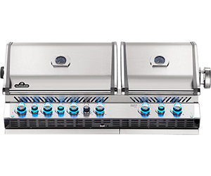 Napoleon Best Built-In Gas Grill