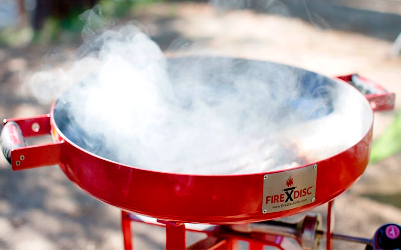 Fire Disc Review – Meet Your New Favorite Grill