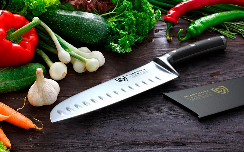 Santoku VS Chef Knife Review