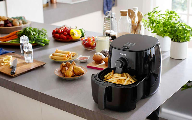Philips Airfryer Review – Healthy and Tasty Food in a Seconds!