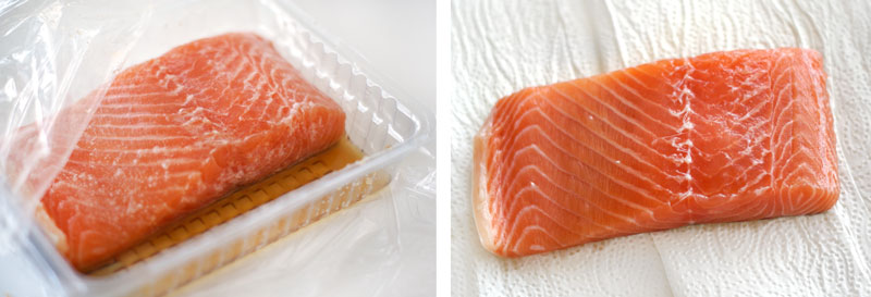 Easy Salted Salmon Recipe - How To Salt Cure Red Fish at Home DIY