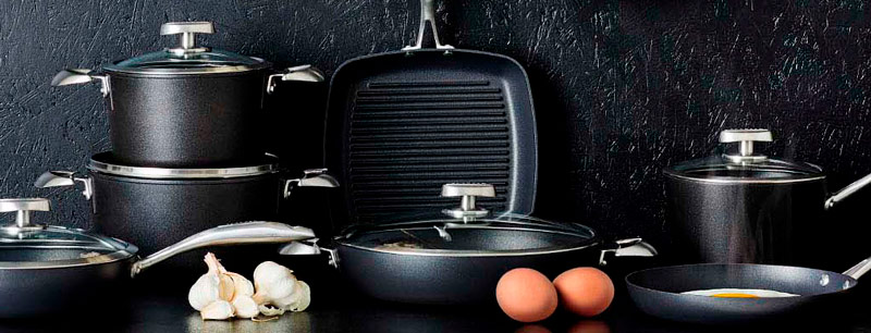 Scanpan PROFESSIONAL Nonstick Cookware Set Review