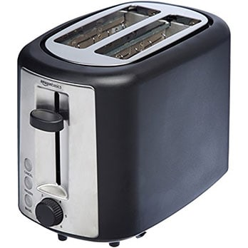 AmazonBasics Extra-Wide Slot Toaster - Best cost-effective toaster