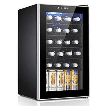 Antarctic Star 24 Bottle Wine Cooler - Most efficient freestanding wine cellar