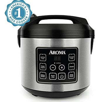 Aroma Housewares 20 Cups (ARC-150SB) - Best Rice Cookers for a Large Family