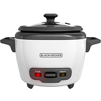 BLACK DECKER Rice Cooker - Most Powerful Rice Cooker