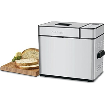Cuisinart CBK-100 2 LB Bread Maker, Compact Automatic - Most versatile bread maker