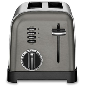 1. Cuisinart CPT Metal Classic Toaster - Best Value Toaster