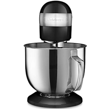 Cuisinart SM-50BK Stand Mixer - Best stand mixer with versatile speed options