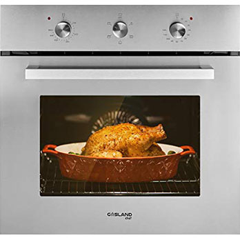 """GASLAND Chef ES606MS 24"""" Electric Ovens - Best Reliable Mechanical Control Single Wall Oven"""