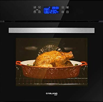 """GASLAND Chef ES611TB 24"""" Oven - Best with lots of cooking modes"""