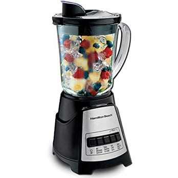 Hamilton Beach Power Elite Blender - Best Multifunction, easy to store, and perfect for frozen drinks
