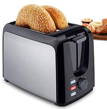 IFEDIO Toaster - Best Space Saving Toaster