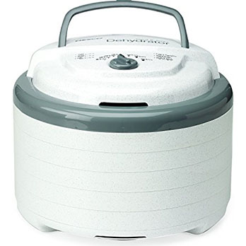 NESCO Snackmaster Pro Food Dehydrator - best food dehydrator for a large family