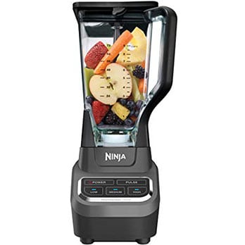 Ninja Professional BL610Blender - Best for ice crushing, blending and pureeing.