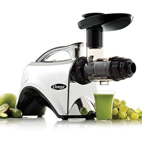 Omega NC900HDC Juicer - Most versatile masticating juicer