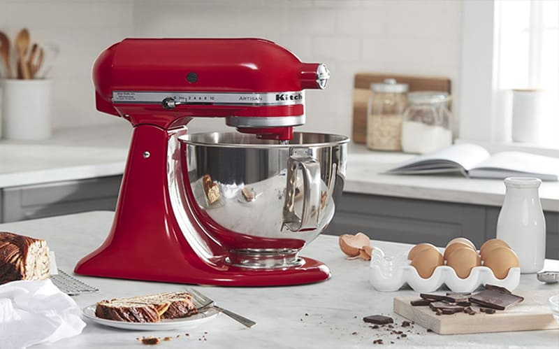 🥇Best Stand Mixers – Buyer's Guide