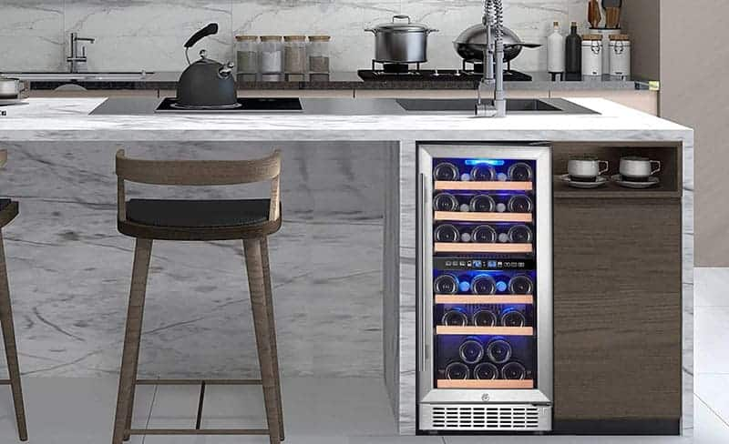 Best Freestanding Wine Cellars – Buyer's Guide